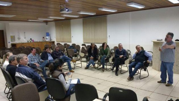 """Comitê Gestor do """"Solo Vivo"""" tem reunião de avaliação em Paranapanema"""