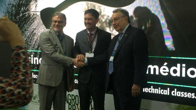 CNA avança e lança Comissão Nacional  de Irrigação durante o Fórum da Água