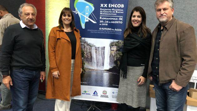 ASPIPP marca presença no XX Encob em Florianópolis