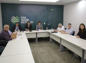 ASPIPP participa da reunião da Comissão Nacional de Irrigação da CNA em Brasília