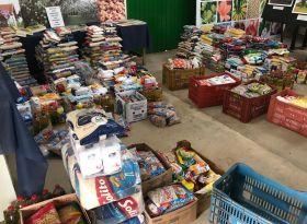 IRRIGASHOW 2019: mais de 2 toneladas de alimentos e 4 entidades beneficiadas