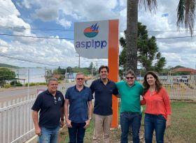 Diretoria da ASPIPP discute agenda 2020 com deputado Frederico D'Avila
