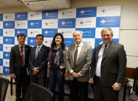 ANA reúne instituições irrigantes para apresentar Projeto Legado. ASPIPP participou