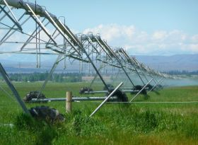 Estudo da ANA aponta em 45% potencial de expansão da irrigação no Brasil até 2030