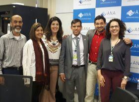 ASPIPP representa setor de irrigação na Oficina de Outorga, em Brasília